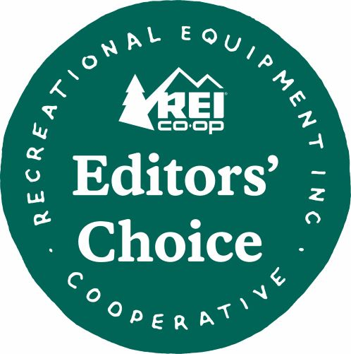 REI Co-op Editors' Choice Award Logo